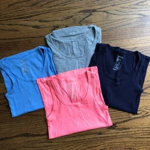 Gap Maternity tanks (sold as a set of 4)
